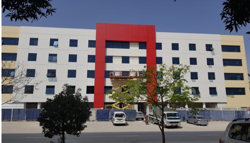 NAFFCO G+ 4 LABOUR ACCOMODATION